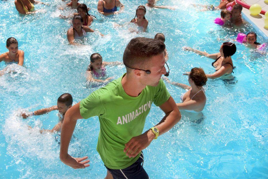 Aquagym in Piscina