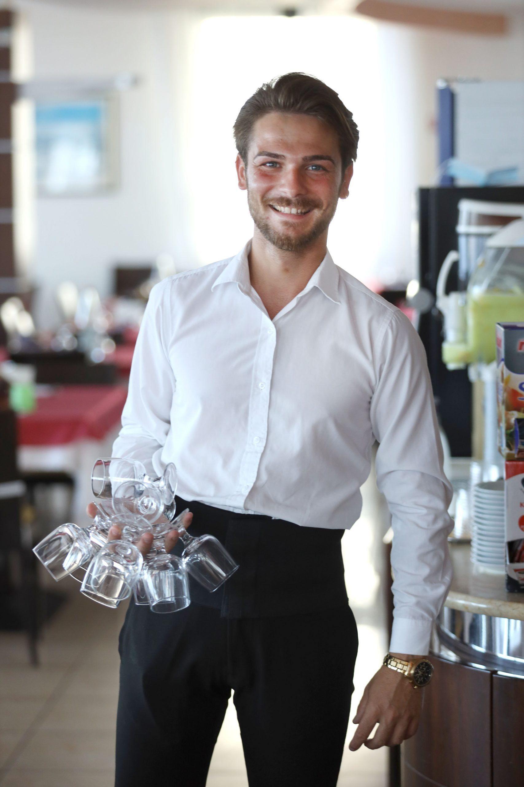 Cameriere Ristorante Internazionale